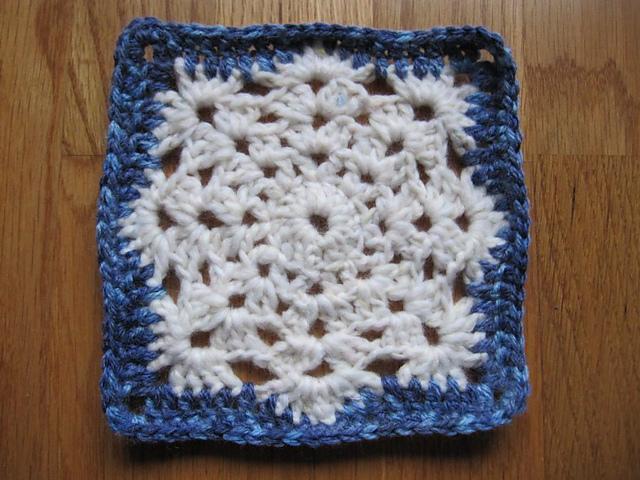 Como Hacer Cuadros De Crochet Para Mantas.A Little Green Valley Mas Cuadros Para Mi Manta