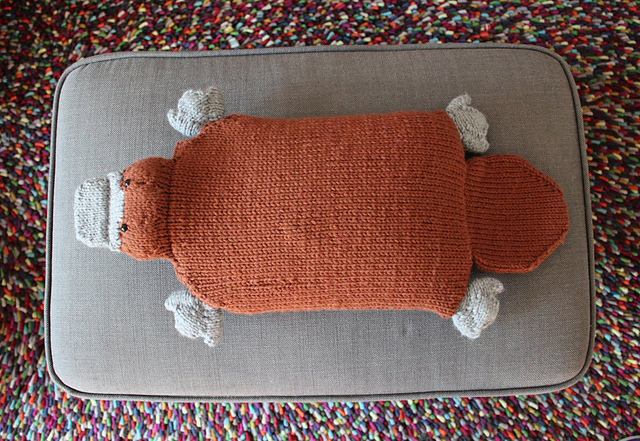 http://www.ravelry.com/projects/misshendrie/hot-water-platypus