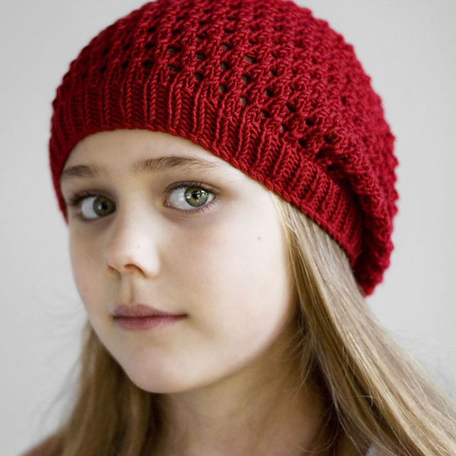 Slouched Tuva Hat by Turvid