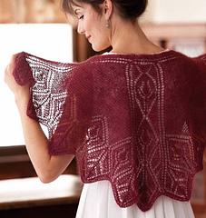 Rosebud_faroese-style_shawl_small