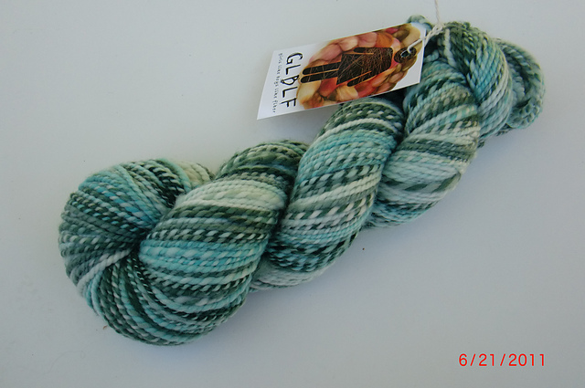 GLBLF Superwash Merino Handspun $22ppd