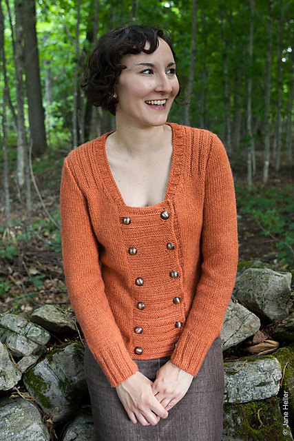 Kent cardigan