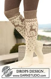 Шкарпетки з оленями