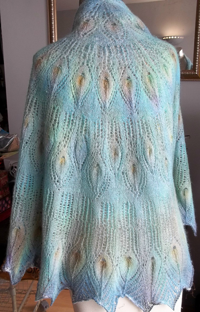 Knitting Redditor : Images about knitting crochet on pinterest shawl