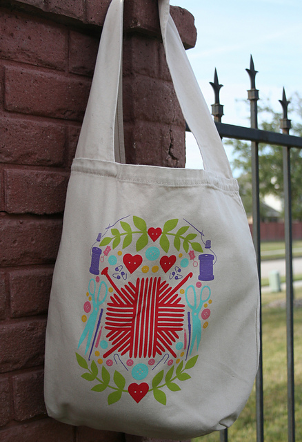 Notions Tote