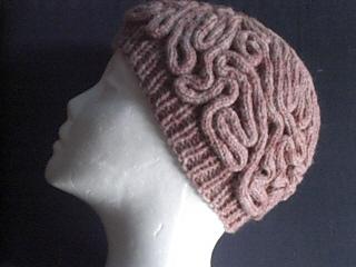 Ravelry: Brain Hat pattern by Alana Noritake