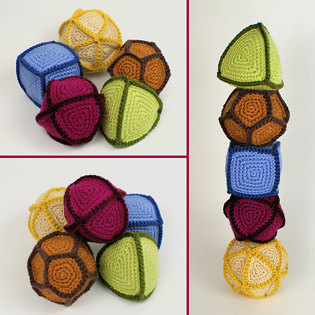 Polyhedral Balls by June Gilbank