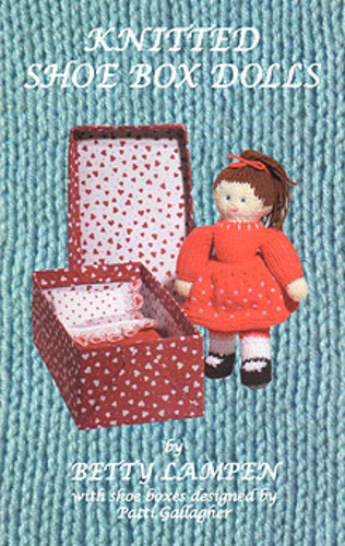 ravelry knitted shoe box dolls patterns. Black Bedroom Furniture Sets. Home Design Ideas