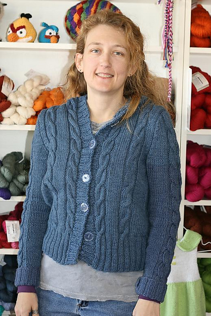 How to Pick a Sweater Pattern Roving Crafters