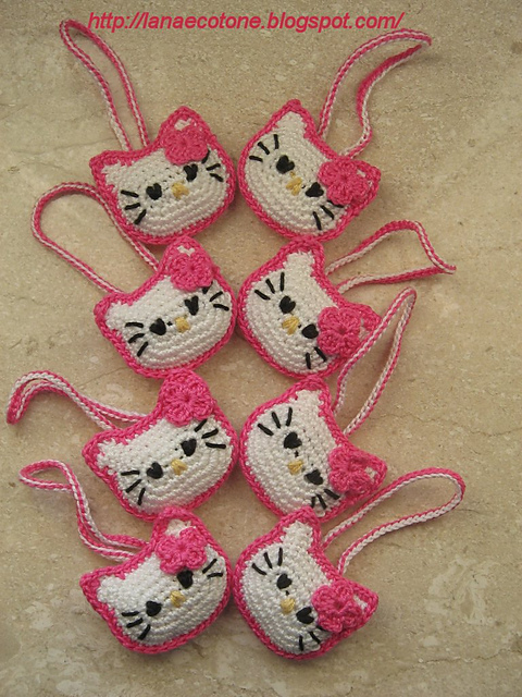 Free Crochet Pattern Hello Kitty Bag : Friggatriskaidekaphobia Knit Run, Purl Run