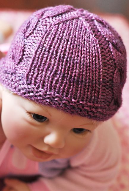 Free Baby Hat Knitting Patterns : Free Pattern Friday   Otis Baby Hat by Joy Boath BeLoved Knits