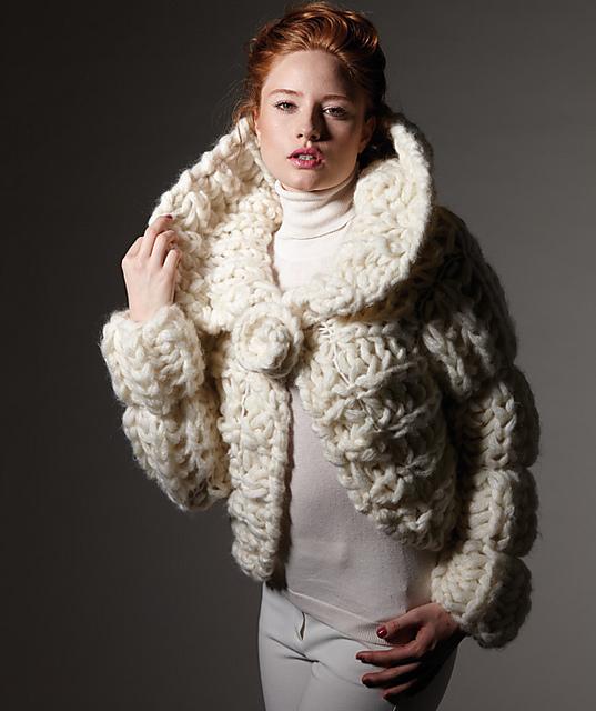 egle: modelli maglia super bulky