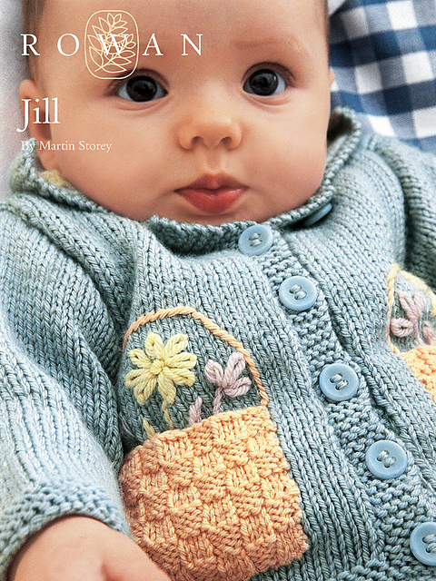 Knitted Baby Bunting With Hole For Car Seat Straps