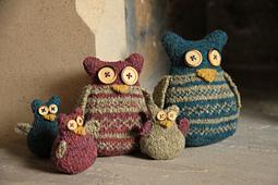 Oliver Owl & Family PDF