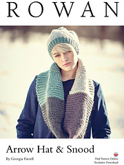Arrow Snood PDF