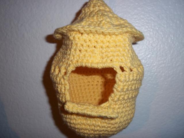 Patronen Voor Gehaakte Vogelhuisjes Forum Hobbydoosnl
