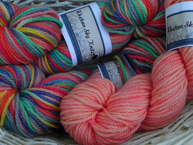 "MYMN - Semi Custom Western Sky Knits ""Sweet Pea""  on BFL"