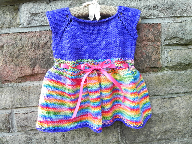 Rainbow Evaleigh 3/6 months - BLACK FRIDAY / CYBER MONDAY SPECIAL