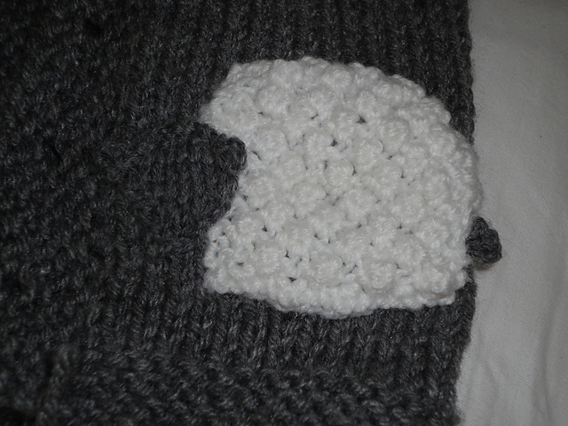 Sheepy Applique