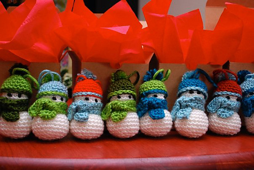 Tampa Bay Crochet: Free Patterns To Spruce Up Your Christmas Tree
