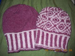 Simple_and_fairisle_hats_small2