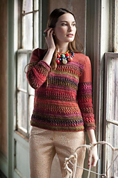 #22 Mesh banded pullover PDF