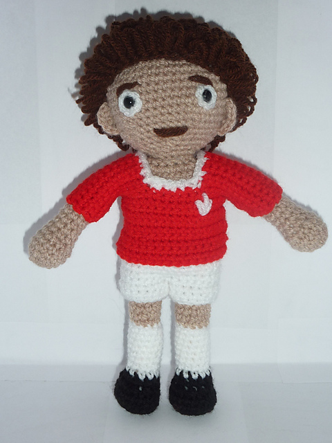 Amigurumi Basic Doll : Master of a Thousand Things: FO Friday - another secret ...