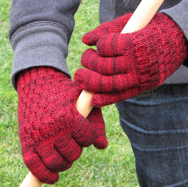 Foxhall Gloves by The Rainey Sisters
