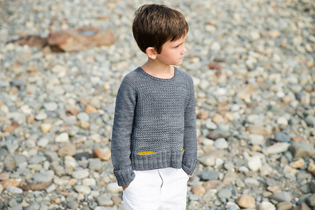 Maritime Pullover