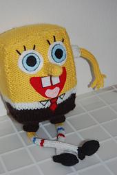 Ravelry: Spongebob Squarepants doll pattern by Nettas Knits