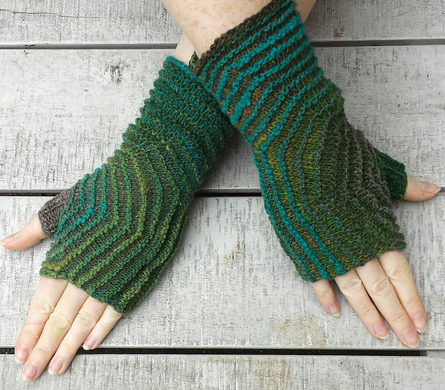 Fingerless Gloves Knitting Pattern Ideas You Should Try