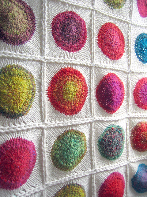 POP blanket by tincanknits