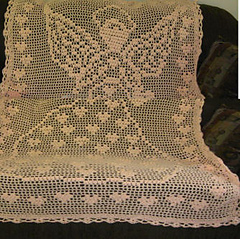Ravelry Heavenly Hearts Afghan Pattern By Sue Childress