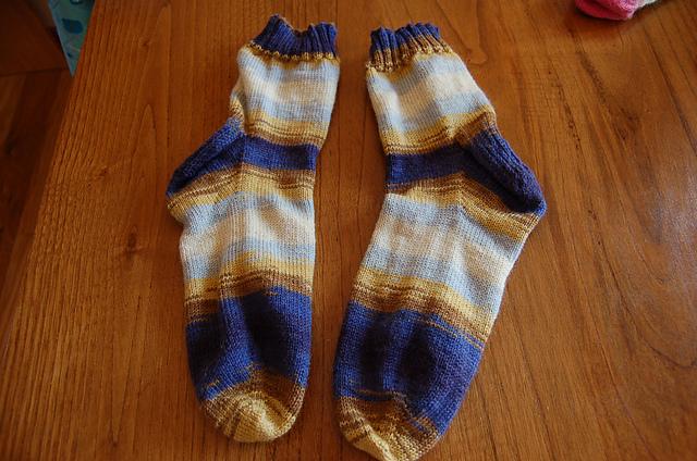 Taller de calcetines en Cantabria