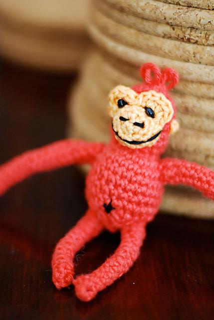 Itty Bitty Orangutan Plush Toy Amigurumi Ravelry