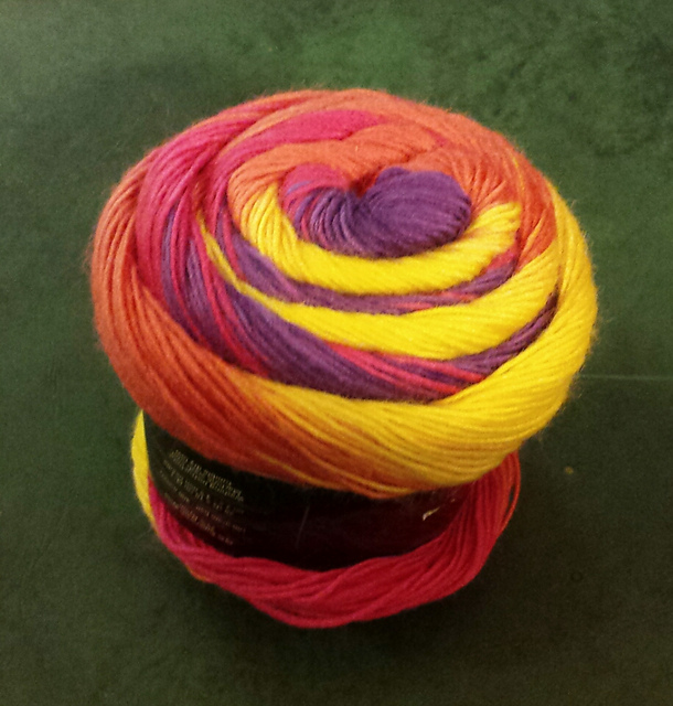 Yarn: Estelle SockItToMe Bold