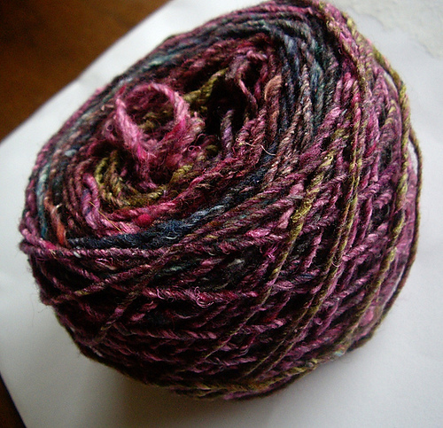 Zen Knitting Parker : Bollewangenhaptoet yū zen knitting