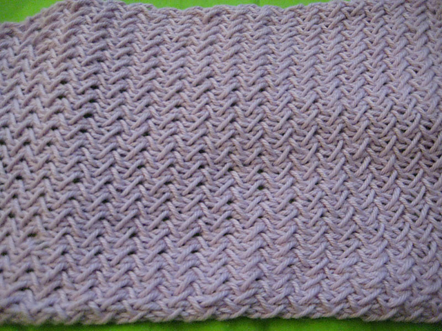 Crochet Stitch Herringbone : Herringbone Crochet Pattern Learn to Crochet