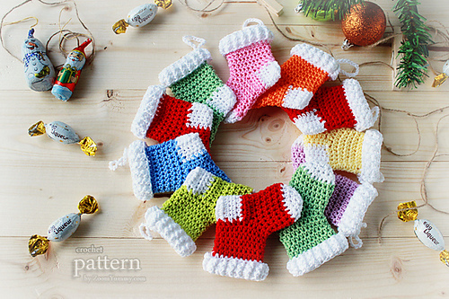Free Crochet Patterns For Christmas Crafts ~ Dancox for .