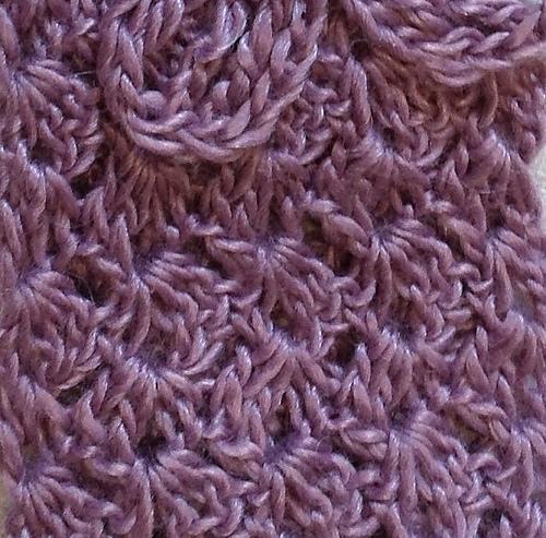 Silky Alpaca Headband Closeup